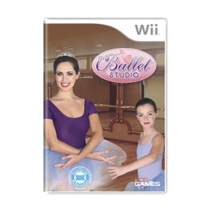 Jogo My Ballet Studio - Wii