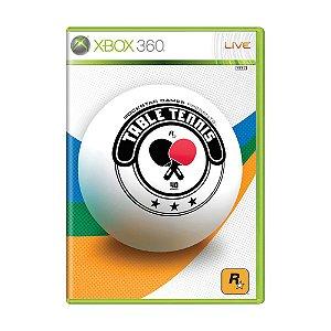 Jogo Table Tennis - Xbox 360