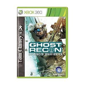 Jogo Tom Clancy's Ghost Recon Advanced Warfighter - Xbox 360
