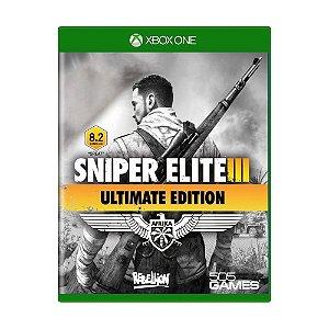 Jogo Sniper Elite III (Ultimate Elite) - Xbox One