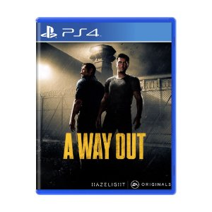 Jogo A Way Out - PS4