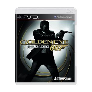 Jogo GoldenEye 007: Reloaded - PS3
