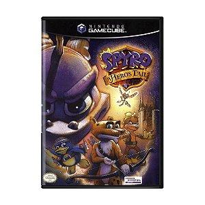 Jogo Spyro: A Hero's Tail - GameCube