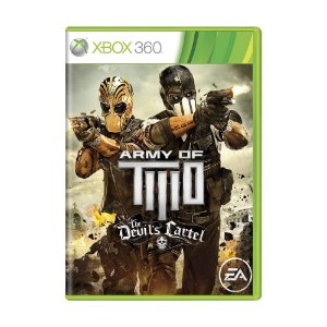 Jogo Army of Two: The Devil's Cartel - Xbox 360