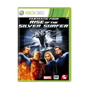 Jogo Fantastic Four: Rise of the Silver Surfer - Xbox 360