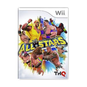 Jogo WWE All-Stars - Wii