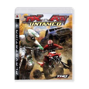 Jogo MX vs. ATV: Untamed - PS3