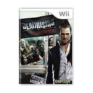 Jogo Dead Rising: Chop Till You Drop - Wii