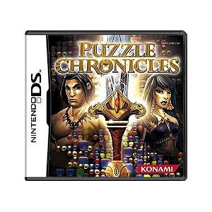 Jogo Puzzle Chronicles - DS