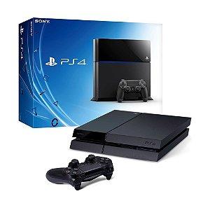 Console PlayStation 4 FAT 1TB - Sony