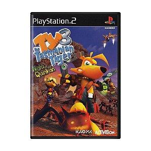 Jogo Ty the Tasmanian Tiger 3: Night of the Quinkan - PS2