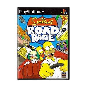 Jogo The Simpsons: Road Rage - PS2