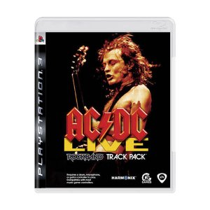 Jogo AC/DC Live: Rock Band Track Pack - PS3