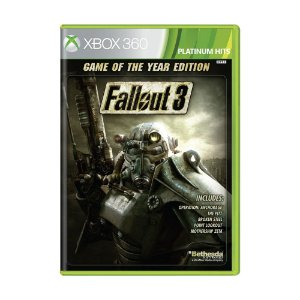 Jogo Fallout 3 (Game of the Year Edition) - Xbox 360