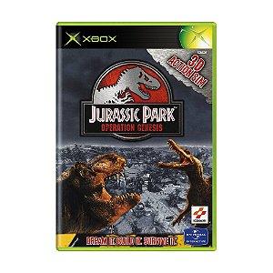 Jogo Jurassic Park: Operation Genesis - Xbox