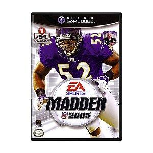 Jogo Madden NFL 2005 - GameCube
