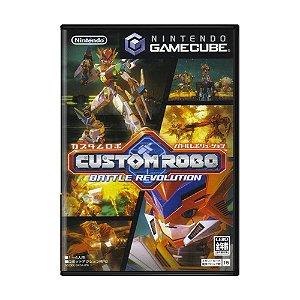 Jogo Custom Robo - GameCube (Japonês)