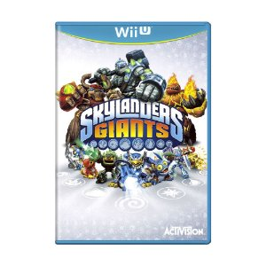Jogo Skylanders Giants - Wii U