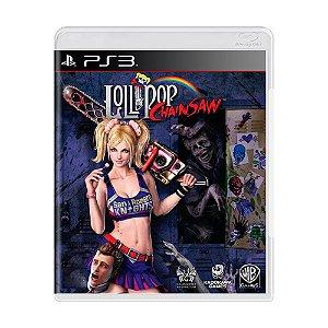 Jogo Lollipop Chainsaw - PS3