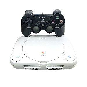 Console PlayStation 1 Slim - Sony (Americano)