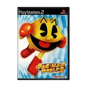 Jogo Pac-Man World 2 - PS2 (Japonês)