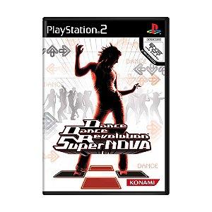 Jogo Dance Dance Revolution SuperNOVA - PS2