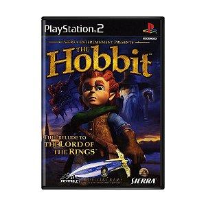 Jogo The Hobbit - PS2