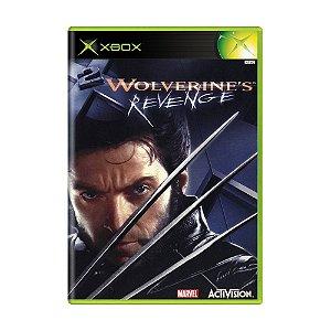 Jogo X2: Wolverine's Revenge - Xbox