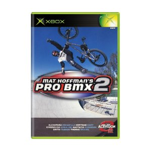 Jogo Mat Hoffman's Pro BMX 2 - Xbox