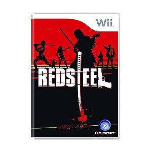 Jogo Red Steel - Wii