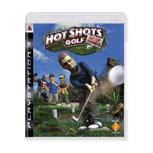 Jogo Hot Shots Golf: Out of Bounds - PS3