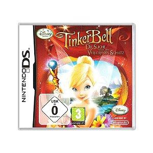 Jogo Disney Fairies: Tinker Bell Die Suche Nach Dem Verlorenen Schatz - DS (Europeu)