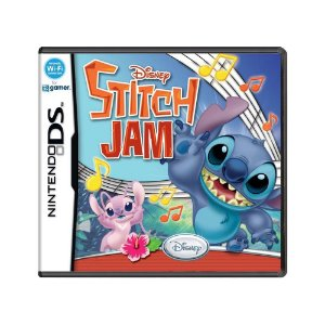 Jogo Disney Stitch Jam - DS