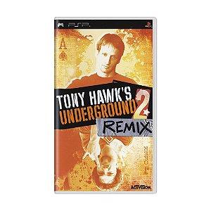 Jogo Tony Hawk's Underground 2 Remix - PSP