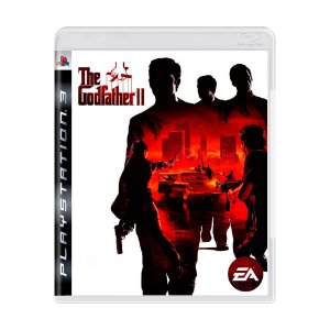 Jogo The Godfather II - PS3