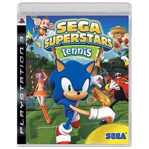 Jogo Sega Superstars Tennis - PS3