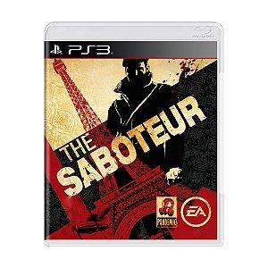 Jogo The Saboteur - PS3
