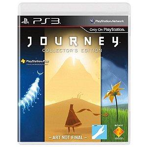 Jogo Journey (Edição de Colecionador) - PS3