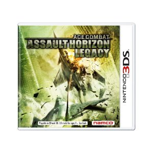 Jogo Ace Combat: Assault Horizon Legacy - 3DS
