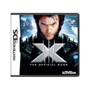 Jogo X-Men The Official Game - DS