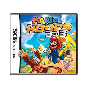 Jogo Mario Hoops 3 on 3 - DS