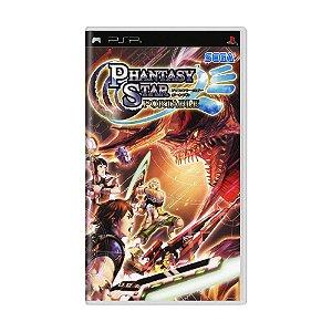 Jogo Phantasy Star Portable - PSP