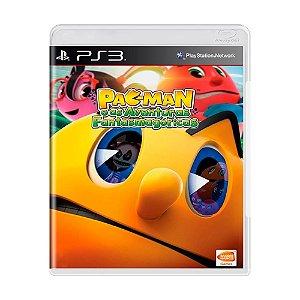Jogo Pac-Man e as Aventuras Fantasmagóricas - PS3