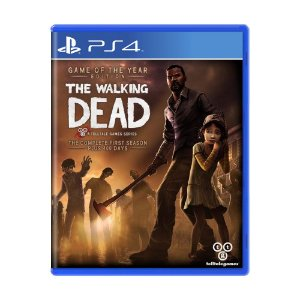 Jogo The Walking Dead: The Complete First Season - PS4