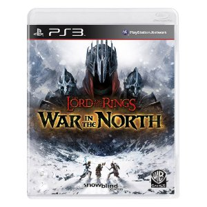 Jogo The Lord of the Rings: War in the North - PS3