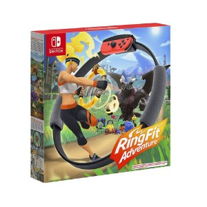 Jogo Ring Fit Adventure - Switch