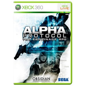 Jogo Alpha Protocol The Espionage RPG - Xbox 360
