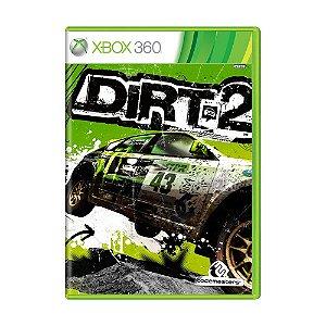 Jogo Dirt 2 - Xbox 360