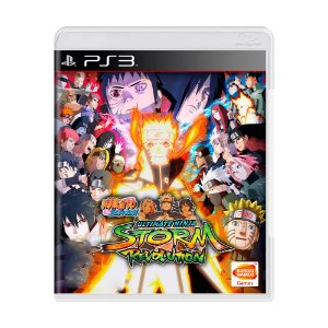 Jogo Naruto Shippuden: Ultimate Ninja Storm Revolution - PS3