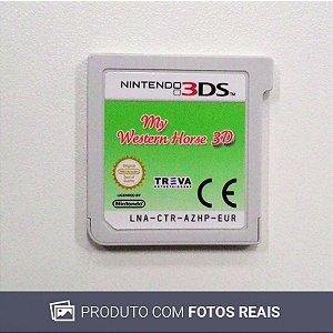Jogo My Western Horse - 3DS